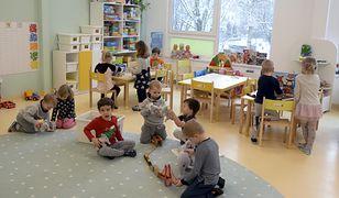 Styczeń 2019 r. Przedszkole na Bielanach przy ul. M. Dąbrowskiej 5a [zdjęcie ilustracyjne]