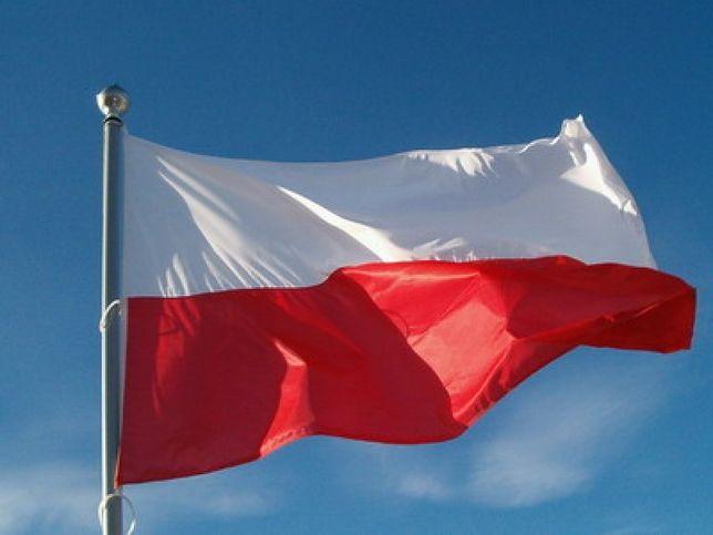 Za darmo: flaga narodowa