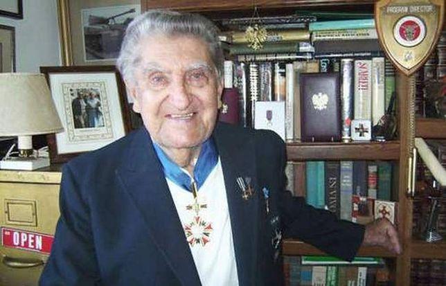 Starostecki walczył m.in. w bitwach o Bolonię i Monte Cassino