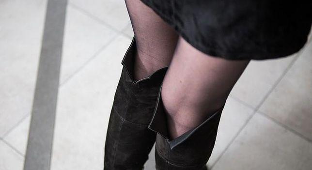 Jak nosić kozaki za kolano?