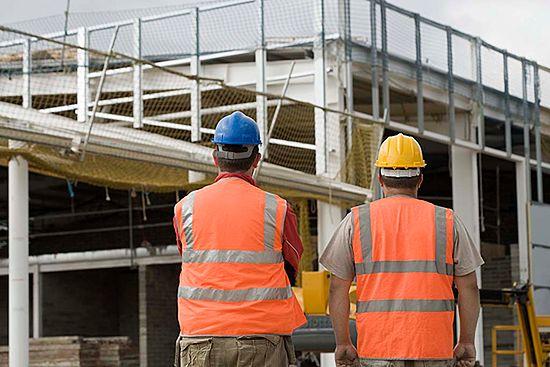 Brytyjczycy dbają o bezpieczeństwo polskich budowlańców