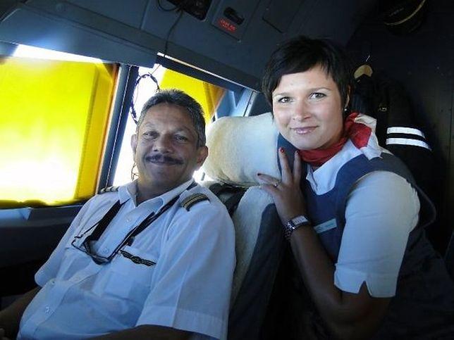 Stewardessa: czasem nie wiem, gdzie lecę