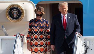 Czy Melania Trump złożyła już pozew rozwodowy? Tak podejrzewają internauci