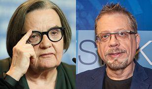 Agnieszka Holland, Tomasz Raczek
