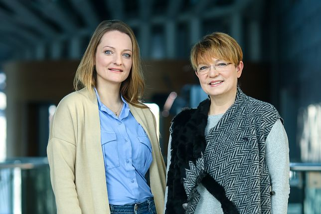 Agnieszka Barjasz głosem Wielkiego Brata. To córka Krystyny Czubówny