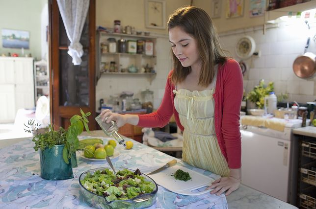 Co jeść, by wzmocnić odporność