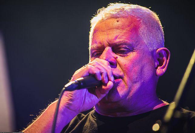 Kazik Staszewski, lider zespołu Kult