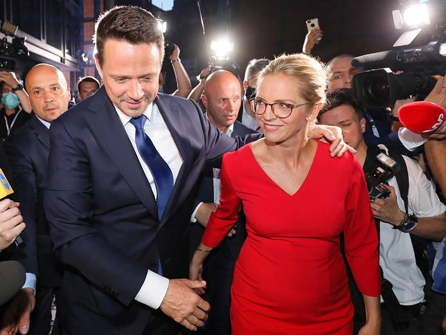Małgorzata Trzaskowska nawiąże współpracę z Agatą Dudą? Stawia jeden warunek
