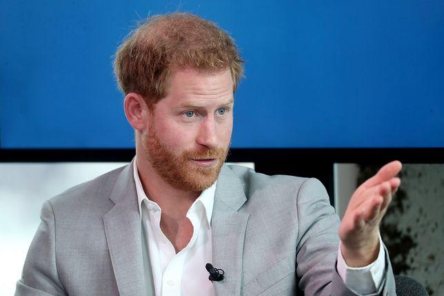Książę Harry mówił o negatywnych skutkach latania samolotami. Prosił też, by nazywać go po prostu Harry