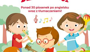 Piosenki po angielsku dla dzieci