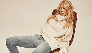 """Sesja Claudii Schiffer dla francuskiego 'Vogue'a"""""""