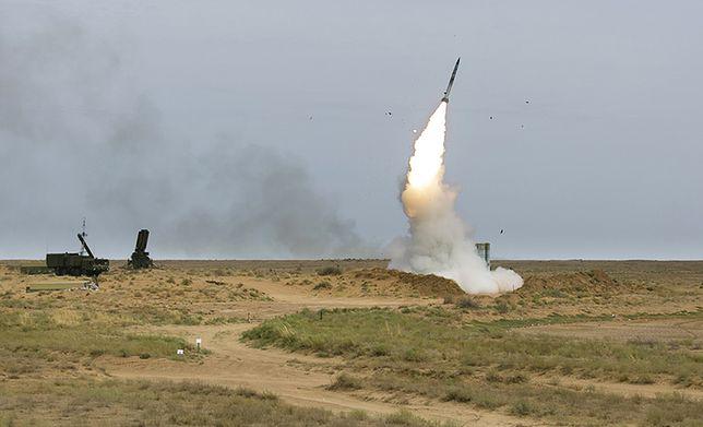 Rosjanie sprawdzają system obrony przeciwlotniczej Wspólnoty Niepodległych Państw.