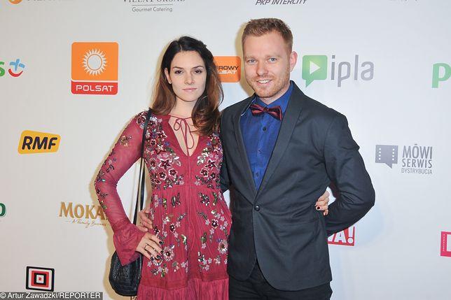 Anna Jarosik i Michał Tomala zaręczyli się po czterech miesiącach znajomości