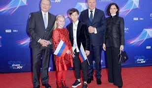 Występ młodych reprezentantów Rosji na Eurowizji Junior był zagrożony