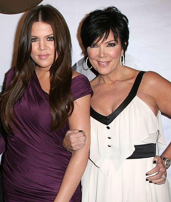 Matka uratowała kontrakt Kardashianki