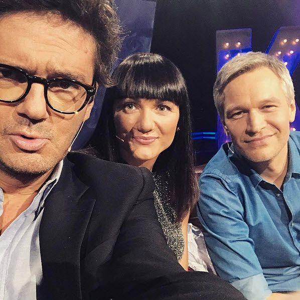 Kuba Wojewódzki, Ewa Brodnicka, Michał Żebrowski
