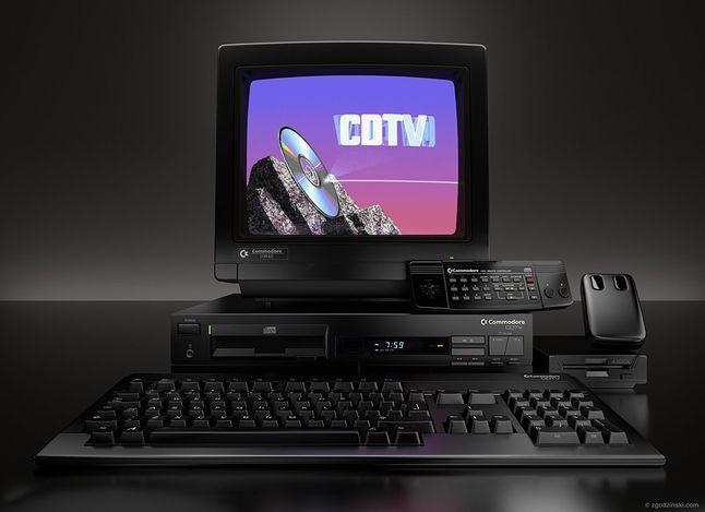 Amiga CDTV zdaniem Atari była świetnym odtwarzaczem, jednak nie dało się na niej tworzyć multimediów. Pomysł na Atari Falcon CDTV moim zdaniem nie miał szans na uratowanie firmy przed upadkiem.