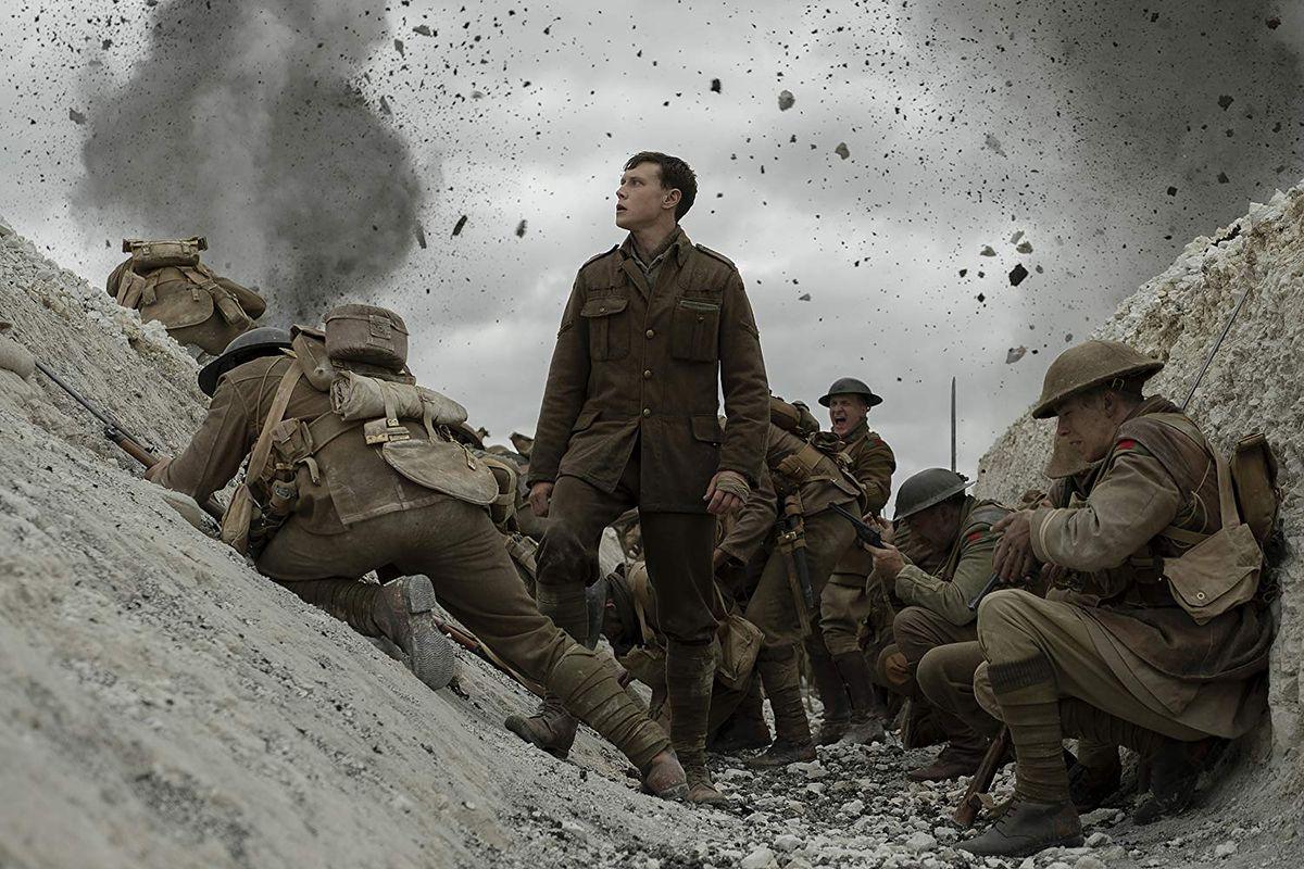 """""""1917"""" zachwycił krytyków. Najlepszy film wojenny od czasu """"Szeregowca Ryana"""""""