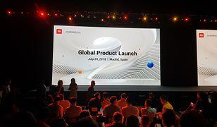 Wydarzenie premierowe Xiaomi Mi A2 i Mi A2 Lite w Hiszpanii