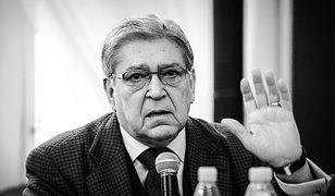 Nie żyje zasłużony adwokat. Jacek Kondracki. Miał 78 lat