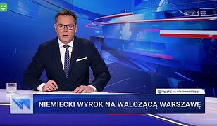 """""""Wiadomości"""" TVP zaatakowały tygodnik """"Newsweek"""""""