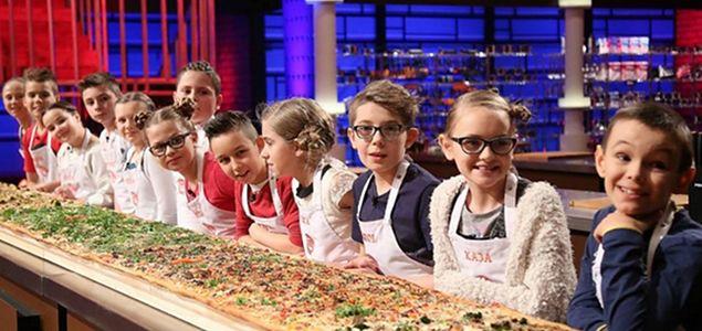"""""""MasterChef Junior"""": w 4 odcinku nie zabraknie pizzy i bitej śmietany"""