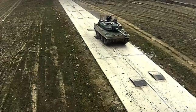 Izrael dostarczy czołgi tajemniczemu odbiorcy