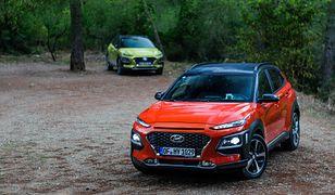 Hyundai Kona / fot. Mariusz Zmysłowski