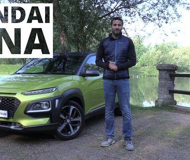 Hyundai Kona 1.6 T-GDI 177 KM, 2018 - test AutoCentrum.pl #390