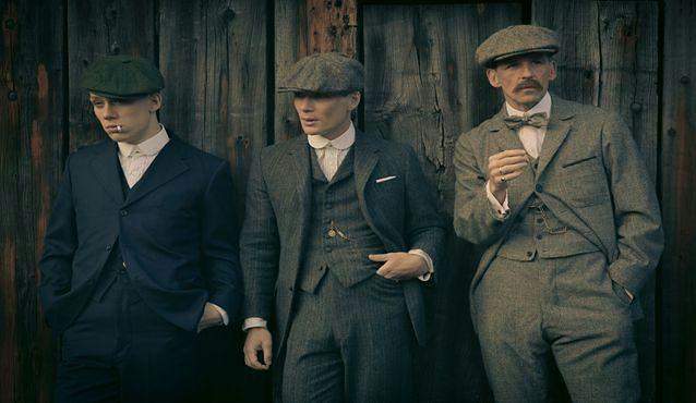 Dawno temu w... Anglii - serial ''Peaky Blinders'' w Canal+ Film