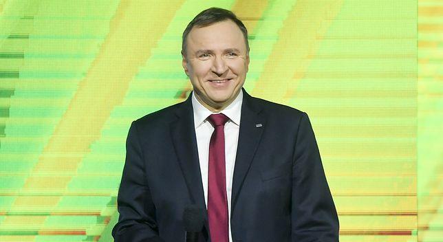 Jacek Kurski pochwalił się na Twitterze wynikami oglądalności koncertu TVP