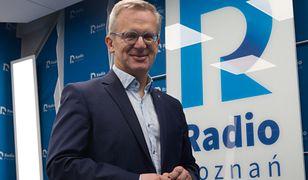 """Homofobiczne komentarze na antenie Radia Poznań. Nazwał aktywistów LGBT """"specjalistami od lewatyw"""""""