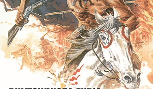 Comanche (#6). Buntownicza furia