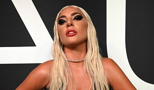Lady Gaga poświęca się przed koncertami