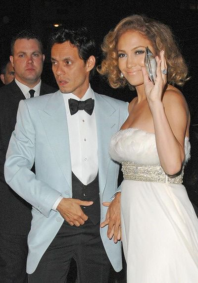 Jennifer Lopez i Marc Anthony
