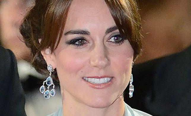 Kate Middleton w kolczykach wartych fortunę!