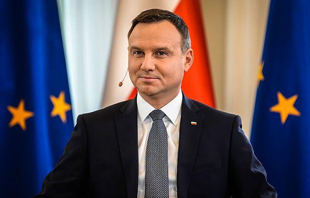 """Prezydent Duda: Lech Wałęsa mógł odwrócić swoją """"czarną kartę"""""""