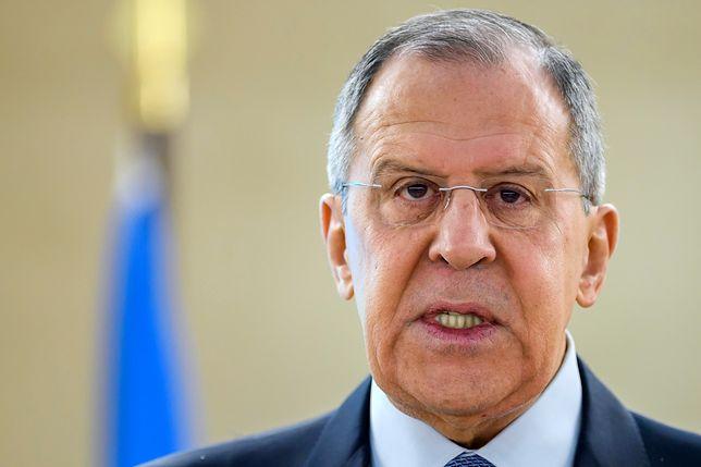 Siergiej Ławrow: USA przygotowują europejskie wojska do użycia broni jądrowej