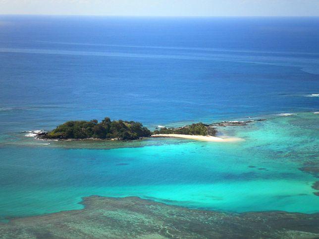 Paradise Deserted Island, Fidżi