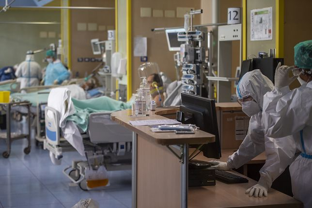 Wiceszefowa CDC stwierdziła, że Stany Zjednoczone nie były przygotowane na pandemię
