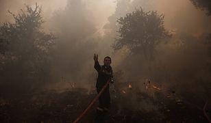 Pożary pustoszą Turcję. Są ofiary śmiertelne. MSZ apeluje do Polaków