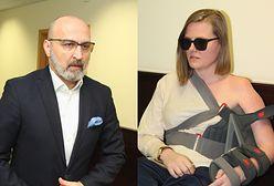 Sąd chroni Marcinkiewicza. Izabela Olchowicz-Marcinkiewicz złożyła skargę