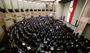 W Sejmie znalazłoby się pięć partii