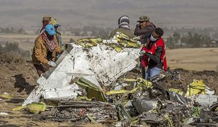 Katastrofa samolotu w Etiopii. Pilot prosił o zgodę na powrót