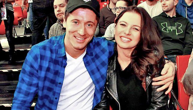 Robert Lewandowski w Dzień Dobry TVN: zdziwił się, gdy Chajzer zapytał o imię dla drugiego dziecka