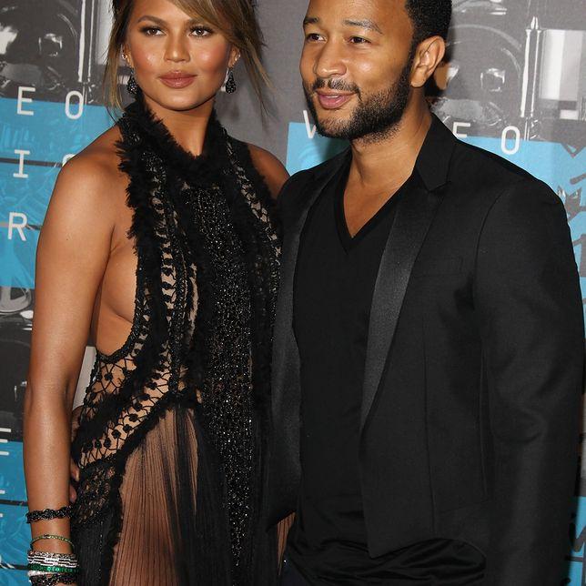 John Legend i Chrissy Teigen: przyszli rodzice zdradzają płeć dziecka!