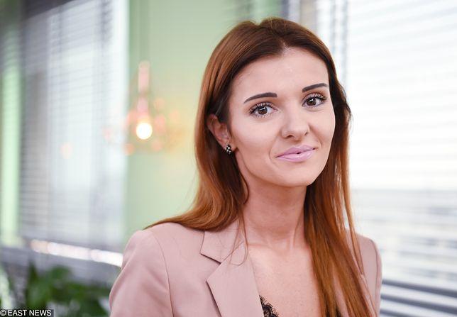 Kim jest Izabela Podolec? 29-letnia partnerka Tajnera jest z nim w ciąży