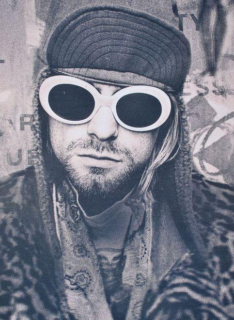 Kurt Cobain - modowy abnegat, który stał się ikoną stylu