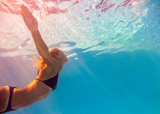 Na naukę pływania nigdy nie jest zbyt późno
