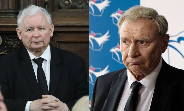 Andrzej Grabowski ma zagrać postać Prezesa